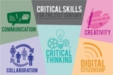 Critical Skills for 21st Century Learners Poster