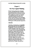 Ace Critical Thinking 3: Logical Thinking