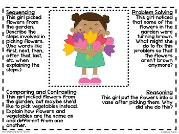 Critical Thinking Activities for Spring