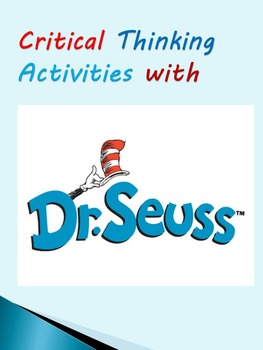 Critical Thinking Activities With Dr. Seuss