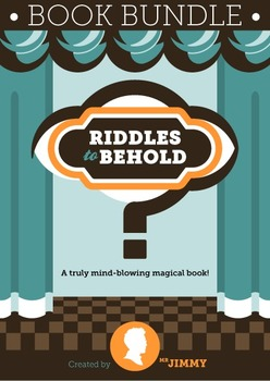 Critical Thinking Book: Riddles to Behold, an interactive