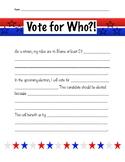 Critical Thinking Citizen's Election Ballet