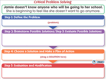 Critical Thinking: Critical Problem Solving - PC Gr. 3-8