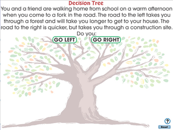 Critical Thinking: Decision Tree - NOTEBOOK Gr. 3-8