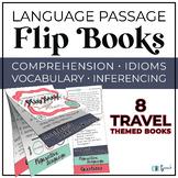 Critical Thinking & Higher Level Language Flip Books - Travel
