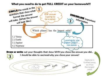 Critical Thinking Homework Rubric
