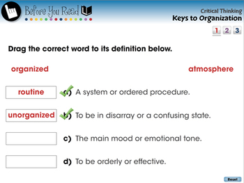 Critical Thinking: Keys to Organization - MAC Gr. 3-8