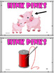 HINK PINKS for KINDERS Set I Critical Thinking Vocabulary Pre-readers