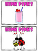 HINK PINKS for KINDERS FREEBIE Critical Thinking Vocabulary Pre-readers