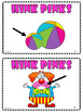 CRITICAL THINKING -- Hink Pinks for Kinders Freebie