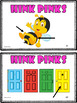 HINK PINKS for KINDERS Set III Critical Thinking Vocabulary Pre-readers