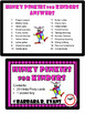 HINKY PINKIES for KINDERS Critical Thinking Vocabulary Development Pre-readers