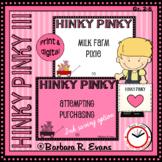 Critical Thinking Kids Love -- HINKY PINKY III