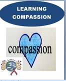 """Compassion """"Learning Compassion"""" lesson plan, 2 activities"""
