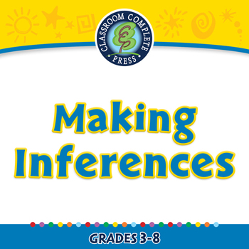 Critical Thinking: Making Inferences - NOTEBOOK Gr.