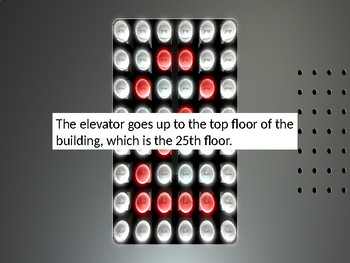 Critical Thinking Mystery Activity:  Elevator Routine Powerpoint Game