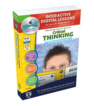 Critical Thinking - NOTEBOOK Gr. 5-8