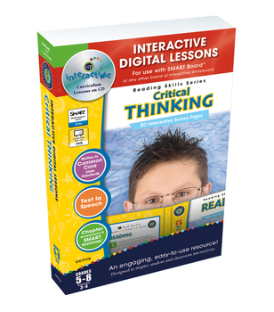 Critical Thinking - PC Gr. 5-8