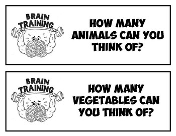 Critical Thinking Prompts