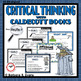 BOOK ACTIVITIES: Literature, Critical Thinking, Literacy Center, Caldecott Books