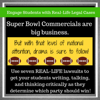 Critical Thinking + Super Bowl = I Only Watch the Commercials