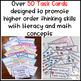 Critical Thinking Task Cards Bundle