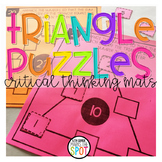 Critical Thinking Triangle Brain Puzzles