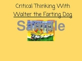 Critical Thinking With Picture Books