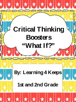 Critical Thinking Writing Boosters