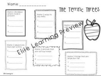 Critical Thinking and Creativity Pack (NO PREP and INDEPENDENT WORK!)