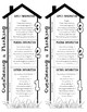 Critical Thinking and Questioning Level 1, 2, 3 Starters/Stems Bookmark Costa's