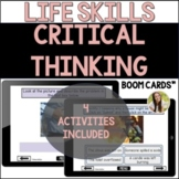 Critical Thinking in Activities of Daily Living MEGA deck