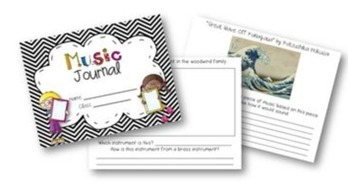 Critical Thinking in the Music Classroom {Fourth Grade}