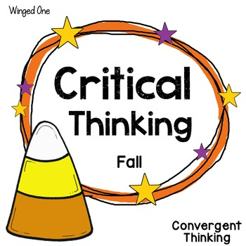 Critical Thinking: Halloween or Thanksgiving