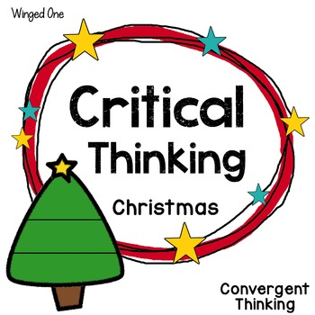 Critical Thinking: Christmas