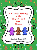 Critical Thinking with Gingerbread Men Chains