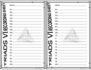CRITICAL THINKING with TRIADS VI Word Relationships Literacy Center Task Cards