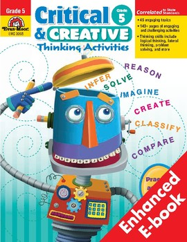 Critical and Creative Thinking Activities, Grade 5