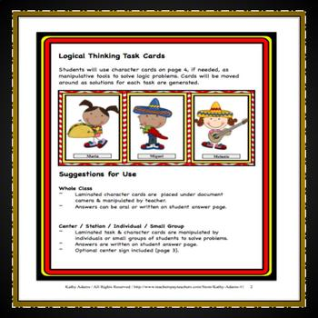 Critical and Differentiated Thinking Cinco de Mayo