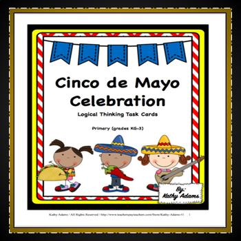 Cinco de Mayo Logical Thinking