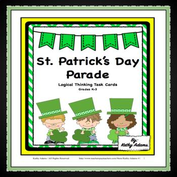 St. Patrick's Day Logical Thinking