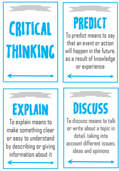 critical thinking in classroom