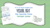 Critique Lesson: Visual Art