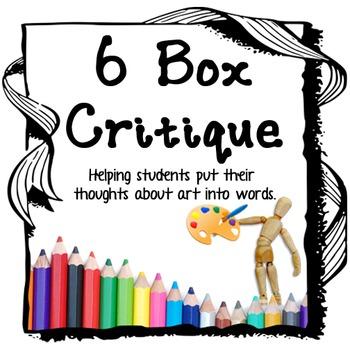 Critique Organizer