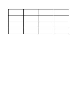 Critique Sheet (Individual and group)