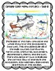 Critter Cafe Food Web/Ecosystem Menu Project (aligns to 5-