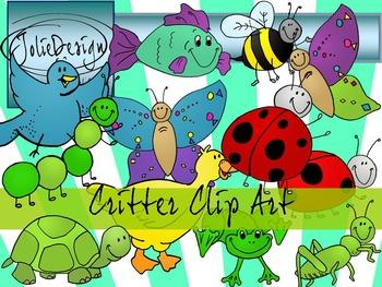 Critter Clip Art