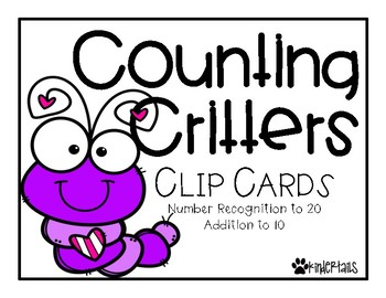 Critter Clip Cards