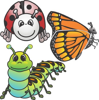 Critters Clip Art - Insects - Bugs - Snail