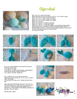 Crochet Sea Creatures
